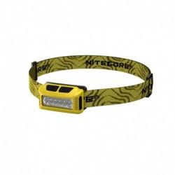 ΦΑΚΟΣ LED NITECORE HEADLAMP NU10, Yellow