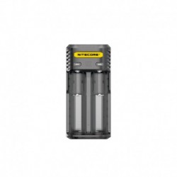 ΦΟΡΤΙΣΤΗΣ NITECORE Q2, Quick charger, 2A,Black