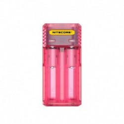 ΦΟΡΤΙΣΤΗΣ NITECORE Q2, Quick charger, 2A, Pink