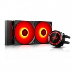 DEEPCOOL  GAMMAXX L240T RED