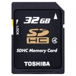 TOS SDHC 32GB CLASS 4 HS STANDARD NEW
