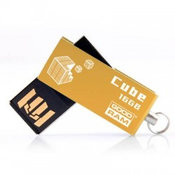 GRAM USB STICK 16GB CUBE GOLD