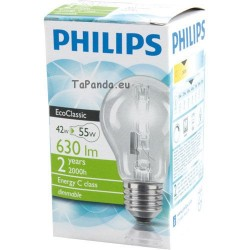 PHILIPS E27 42WATTS